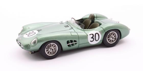 ASTON MARTIN DBR1 2nd SILVERSTONE SPORTS CAR RACE 1959
