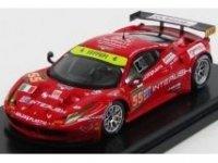 FERRARI 458 ITALIA GT2 GTE AM TEAM AF CORSE 26th 24h LE MANS 2013, promotion limitee