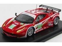 FERRARI 458 ITALIA 8C GTE PRO TEAM LUXURY RACING 2nd PLACE 24h LE MANS 2012,tijdelijke Promotie