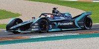 Formula E Season 5 Panasonic Jaguar Racing
