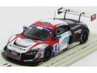 Audi R8 Lms Ultra S.loeb Rac.1st C2 Ledenon Gt Tour 2014