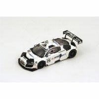 Audi R8 Lms Ultra 4th 24h Spa 2014 Sainteloc Racing