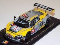 Audi R8 Lms Ultra 24h Spa 2014 Sainteloc Racing