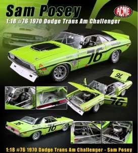 Dodge Challenger 1970 Nr76,Sam Posey