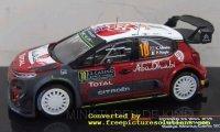 Citroen C3 WRC, Rallye Monte Carlo 2018