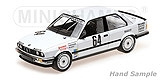 BMW 325I ,AUTO BUDDE TEAM ,WINNER 24u NURBURGRING 1986,bijna Uitverkocht