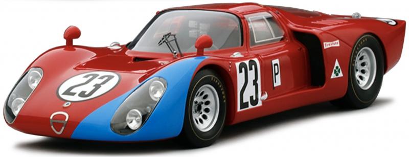 Alfa Romeo TIPO 33-2 24u DAYTONA 1968