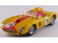 FERRARI 290MM SPIDER ch.0606 4th PORTUGAL MONSANTO GP 1957