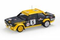 Fiat 131 ABARTH vainqueur TOUR DE CORSE 1977