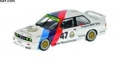 BMW M3 M-TEAM LINDER WINNER ZOLDER ETC 1987