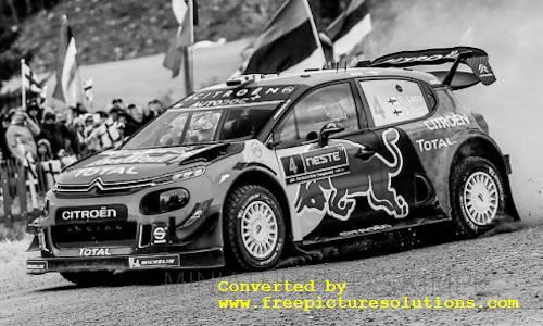Citroen C3 WRC,Rallye Finnland,E.Lappi,J.Ferm,2019