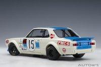 Nissan Skyline Gt-r Kpgc-10 Fuji 300 Km Speed Race Winner 1972
