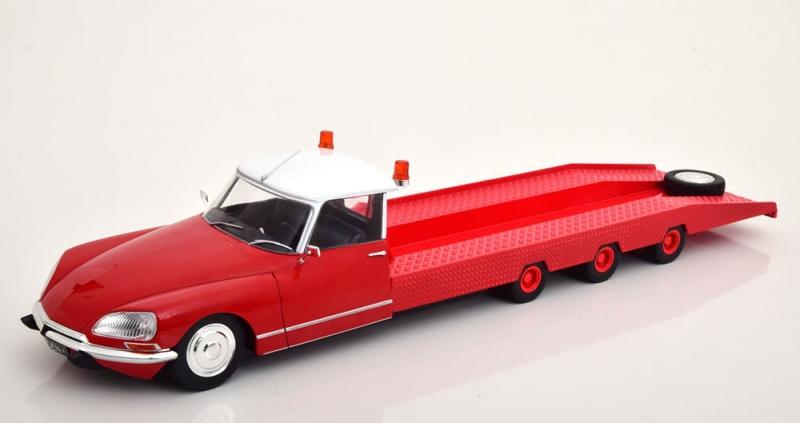 Citroen DS Tissier Car Transporter 1970