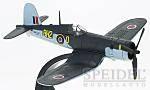Chance Vought Corsair III, 718 Sqn. FAA, Ballyhalbert Nordirland, 1945
