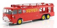 Fiat Bartoletti 306-2 Racing Truck Ferrari JCB Racing