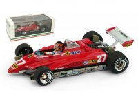 F1 Ferrari 126 C2 Bresil Gp 1982
