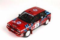 Lancia Delta HF Integrale 8V Sanremo 1989 winner