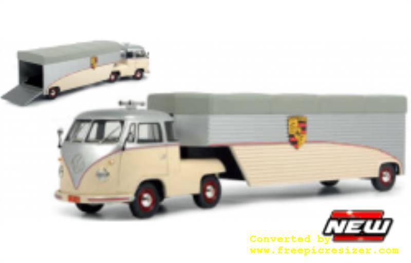 VW T1b Renntransporter Continental Motors,Porsche