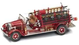 Buffalo Type 50 Fire Engine 1932