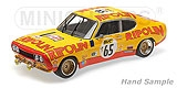 FORD Capri RS 2600 FORD DEUTSCHLAND TOUR DE FRANCE 1972,bijna Uitverkocht