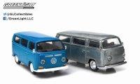 Vw T2 Bus 1970, set 2 pieces