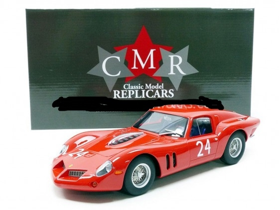 FERRARI 250 GT DROGO TEST LE MANS 1963,tijdelijke Promotie