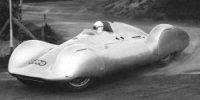 Auto Union Typ D Stromlinie Nurburgring Test June 1935