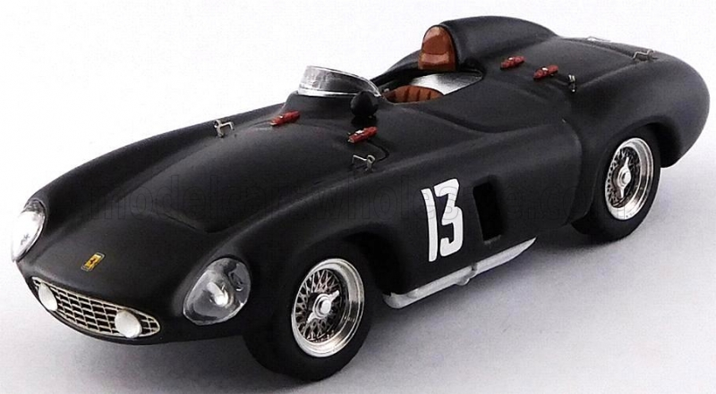 FERRARI 750 MONZA SPIDER Ch.0428 TEAM BAHAMAS AUTOMOBILE CLUB WINNER NASSAU TROPHY RACE 1954