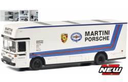 Mercedes Renntransporter MARTINI-PORSCHE