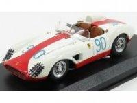 FERRARI 500 TRC WINNER CLASS S2.0 TARGA FLORIO 1958 , chassis n 0682