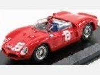 Ferrari 246 SP DINO SPIDER WINNER GUARDS TROPHY BRANDS HATCH 1962