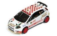 Fiat Abarth Grande Punto S2000 5th Rally Monte Carlo 2009