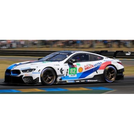 BMW M8 GTE BMW TEAM MTEK 24u LE MANS 2019