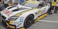Bmw M6 Gt3, rowe Racing- Fia Gt World Cup Macau 2017