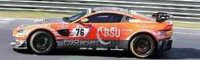 Aston Martin Vantage Amr Gt4 Prosport-performance 24h Nurburgring 2019