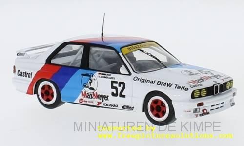 BMW M3 E30,WTCC 1988