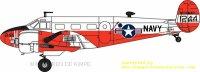 Beechcraft Twin Beech,  UC-45J Expeditor