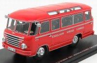 Berliet Gla 5 S Autobus Excelsior Garage Lourdes 1951