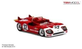 Alfa Romeo Tipo 33-3 3rd Place Sebring 12u 1971