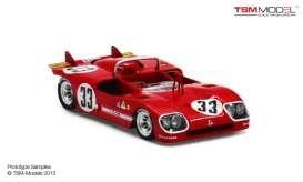 Alfa Romeo Tipo 33-3 2nd Place Sebring 12h 1971,tijdelijke Promotie