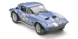 Chevrolet Corvette Grand Sports Coupe Nassau Speedweek 1963