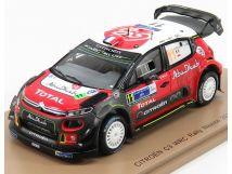 CITROEN C3 WRC TEAM TOTAL ABU DHABI WRT RALLY GUANAJUATO MEXICO 2018