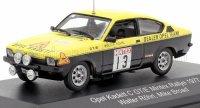 Opel Kadett C Gt-e Rally Mintex 1977