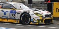 BMW M6 GT3 ROWE RACING 24h NURBURGRING 2016