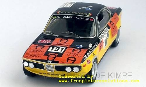BMW 3.0 CS,Targa Florio 1973