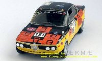 BMW 3.0 CS, Targa Florio 1973