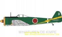 Nakajima Ki-43,  50th Group 2nd Squadron
