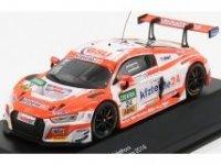 Audi R8 Lms Team Bwt Motorsport Adac Gt Masters Nurburgring 2018