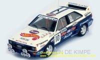 Audi quattro, Mattel, Hot Wheels, National Breakdown Rally,  1987