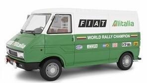 Fiat 242 ASS.LANCIA 1977